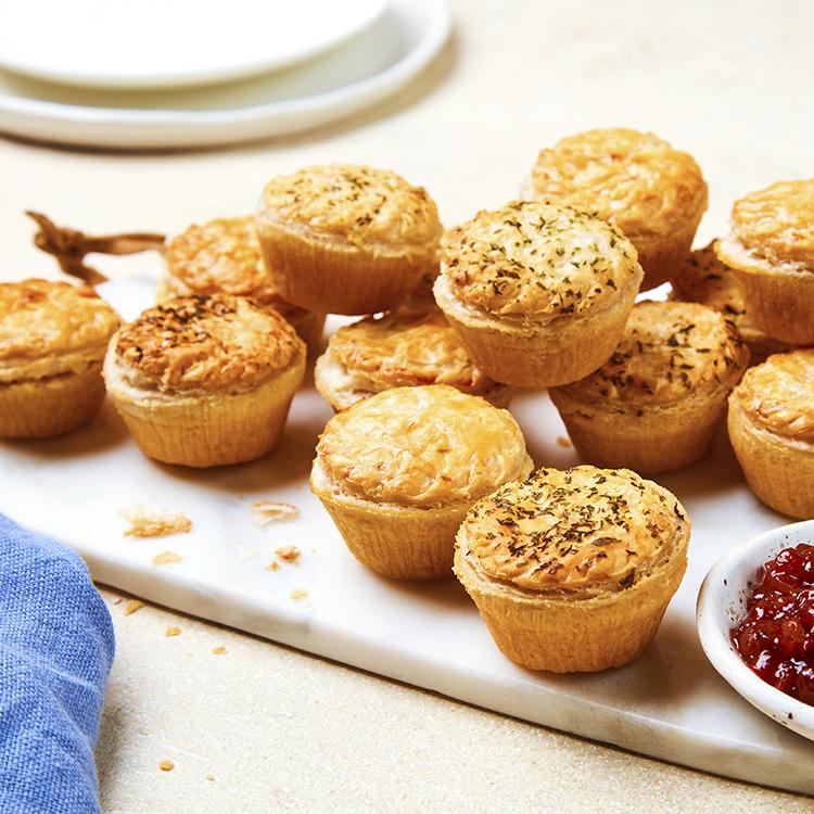 12 Mini Pie Selection