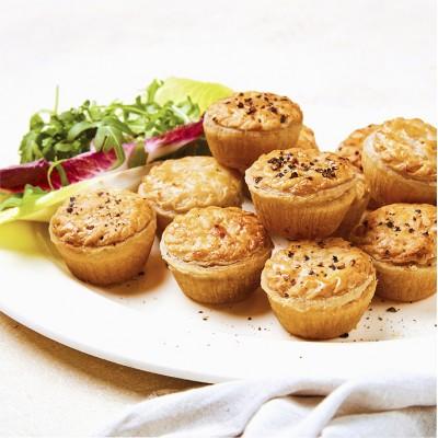 12 Vegan Mini Pie Se..
