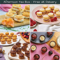 Afternoon Tea - Home Delivery Included