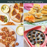 Picnic Hamper - Home Delivery Included
