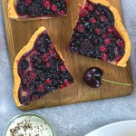 Vegan Woodland Berry Tart - 1 x 400g